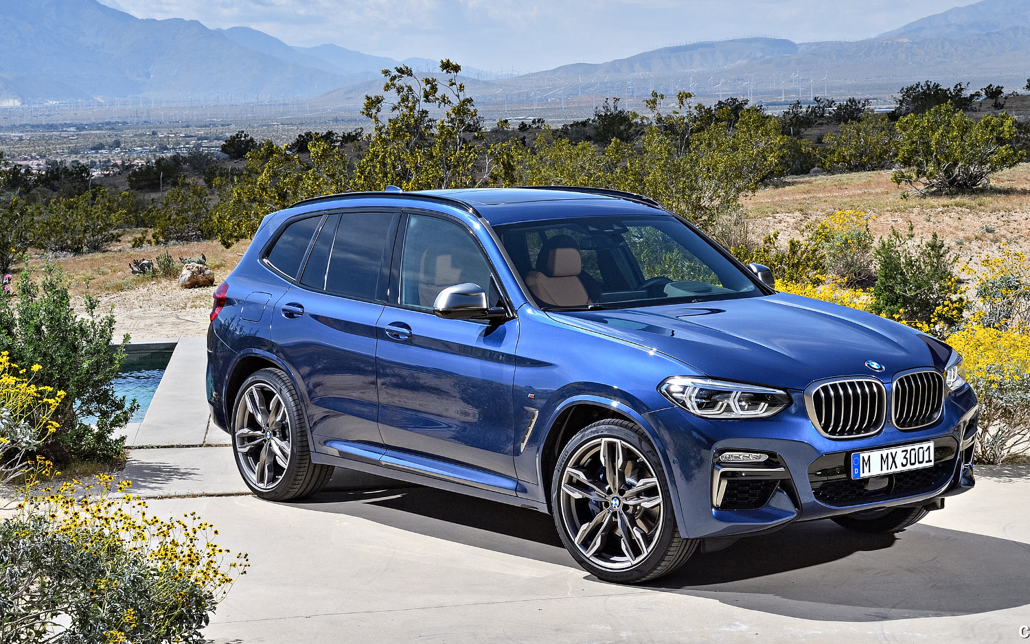 Comparison Bmw X3 M40i 2018 Vs Land Rover Range