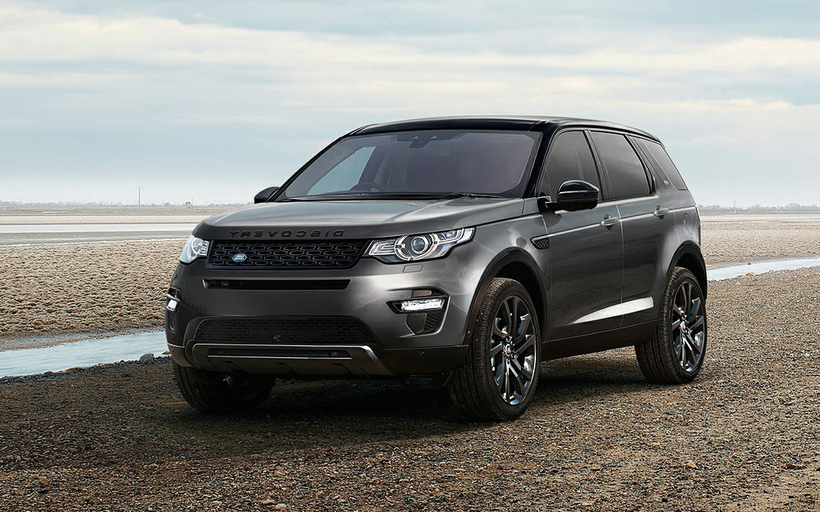comparison land rover discovery sport hse 2017 vs autos post. Black Bedroom Furniture Sets. Home Design Ideas