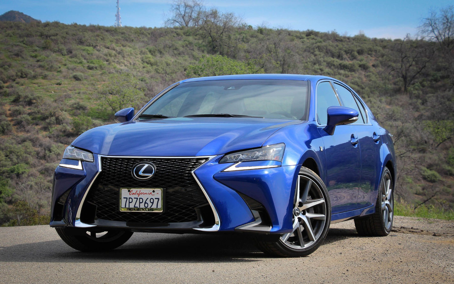 Comparison   Lexus GS 350 F Sport 2018   Vs   Lexus LS 500 F Sport 2018