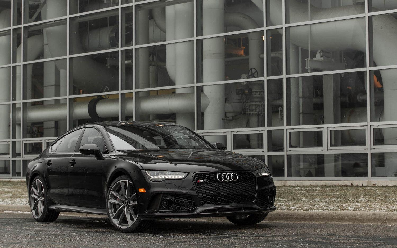 Comparison Audi Rs 7 Quattro 2018 Vs Audi A8 Sport Quattro