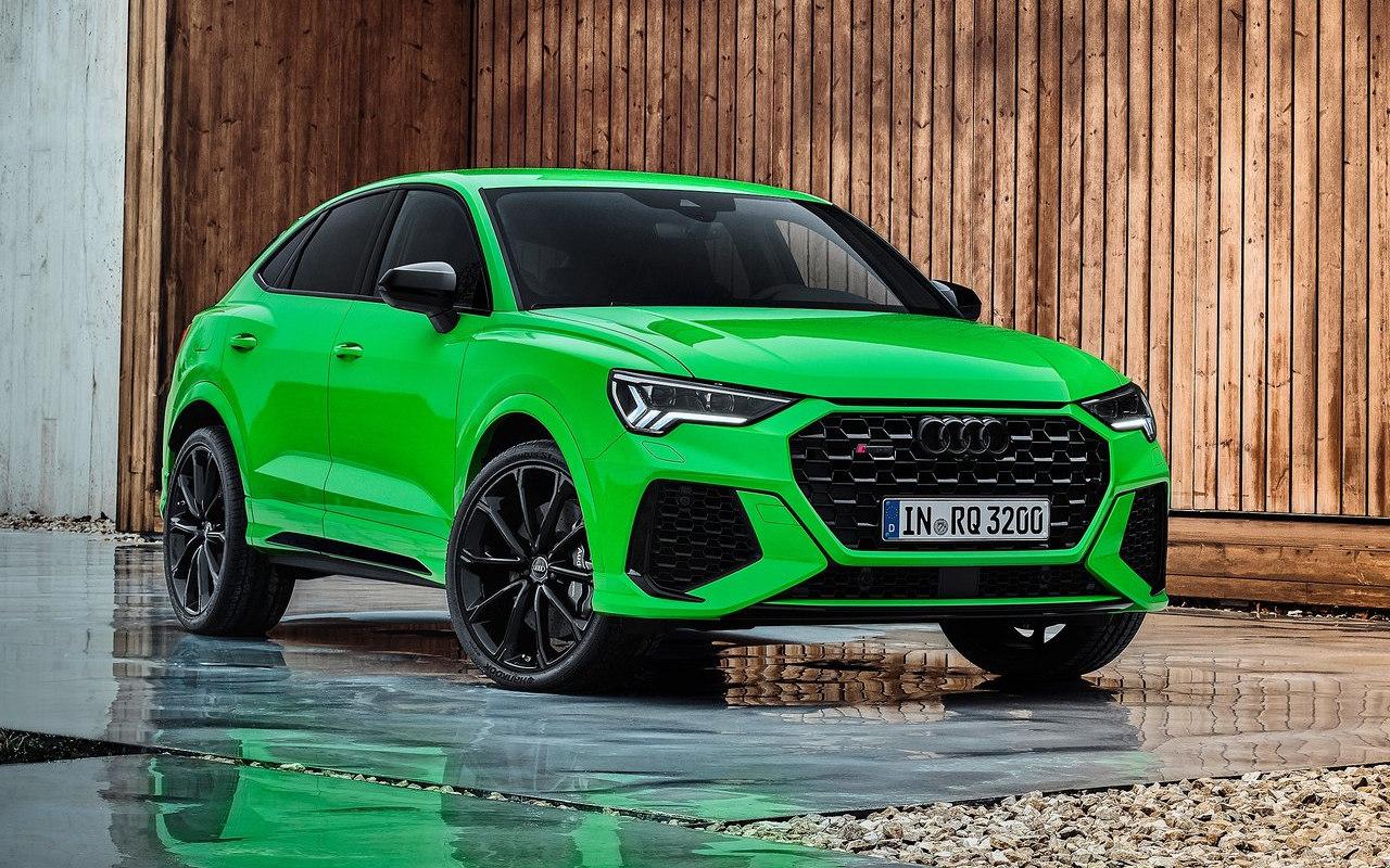 Comparison Audi Rs Q3 Sportback 2020 Vs Audi Rs Q8 2020 Suv Drive