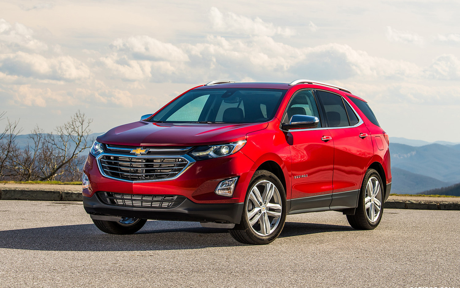 Comparison Chevrolet Equinox Lt 2018 Vs Vauxhall Grandland X
