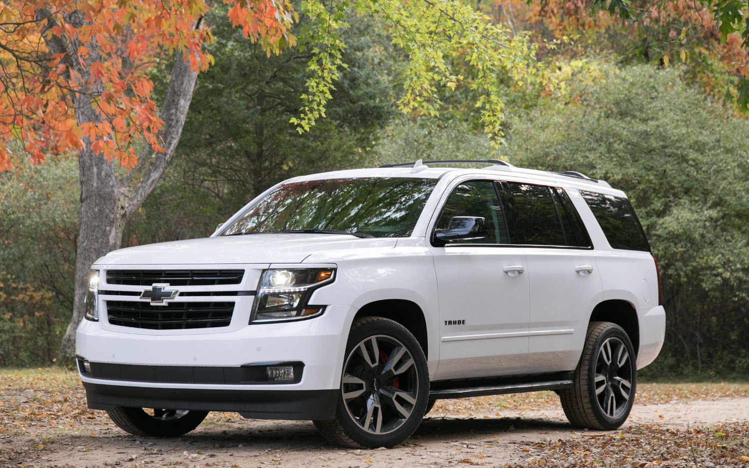 Image Result For  Chevy Tahoe Ltz First Drive