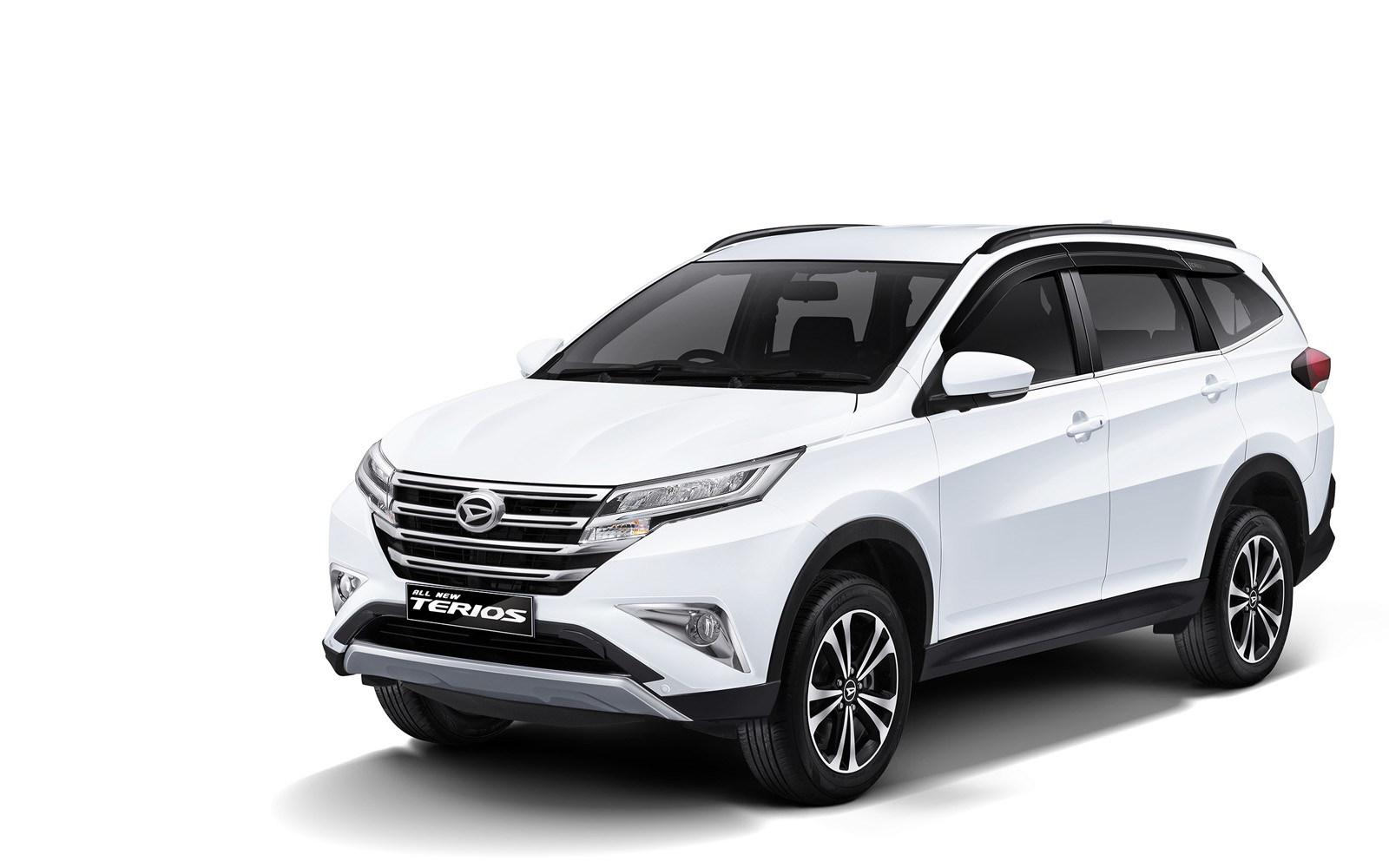 Subaru 7 Seater >> Comparison Daihatsu Terios 7 Seater 2018 Vs Subaru