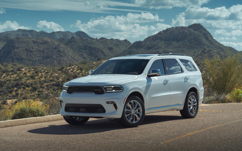 Comparison Dodge Durango Citadel 2021 Vs Kia Telluride Sx 2020 Suv Drive