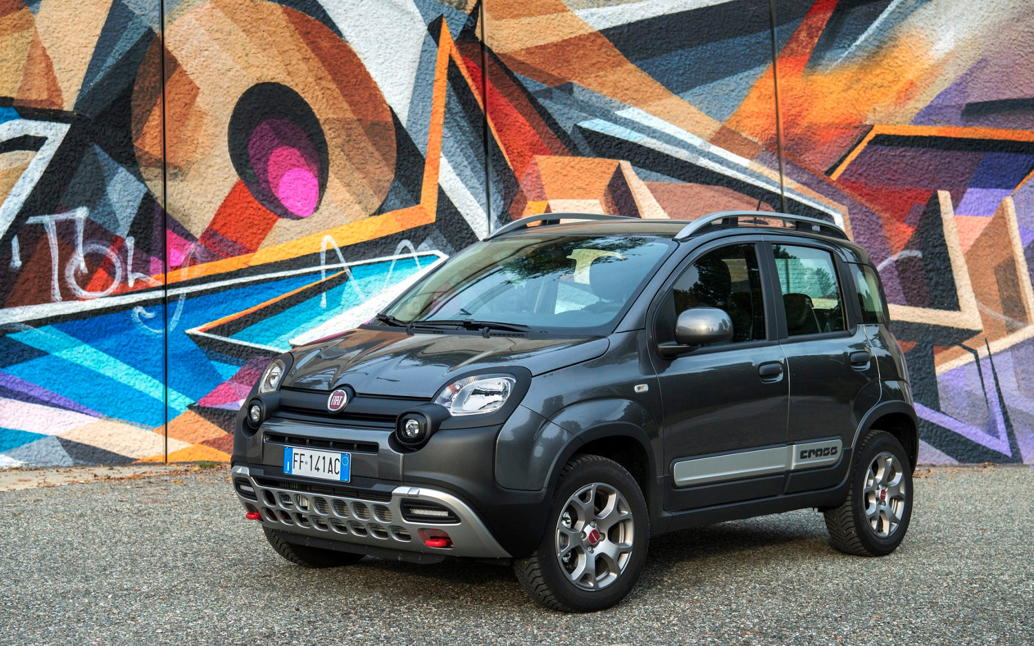 Comparison Suzuki Ignis Glx 2018 Vs Fiat Panda Cross 2018 Suv Drive