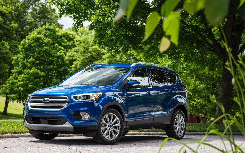 Comparison Hyundai Kona Electric 2019 Vs Ford Escape