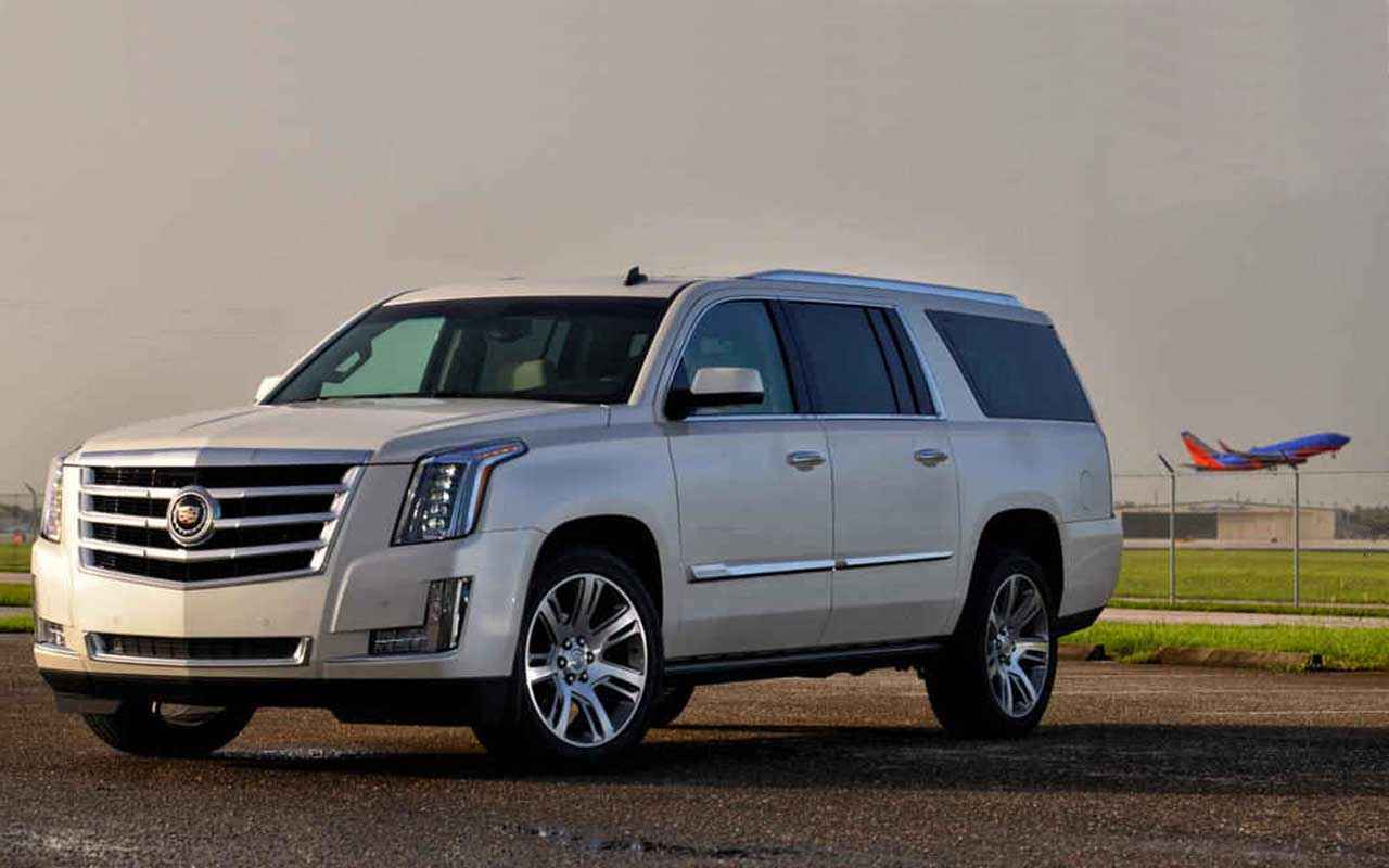 Comparison Cadillac Escalade Luxury 2017 Vs Lincoln