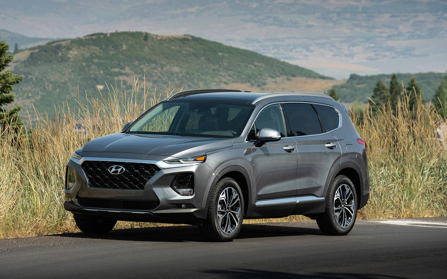 Comparison Hyundai Santa Fe Se Ultimate 2019 Vs Ford Edge