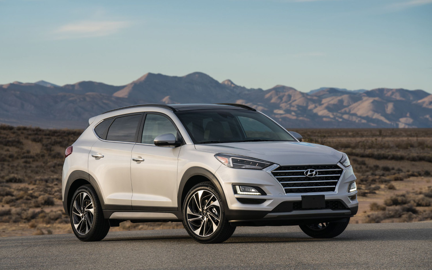 Comparison Hyundai Tucson Sel 2019 Vs Honda Passport Elite