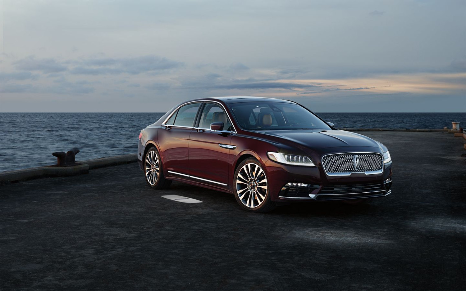 2021 The Lincoln Continental Performance and New Engine