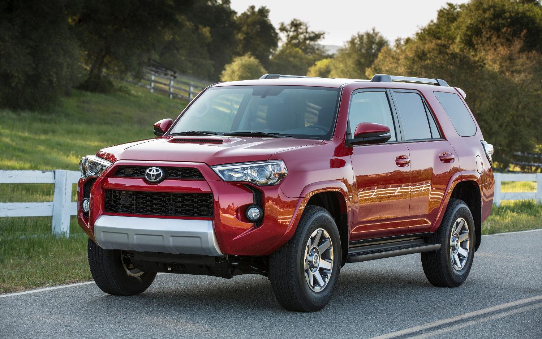 Autonation Used Cars >> Toyota 4Runner SR5 Premium 2016 | SUV Drive