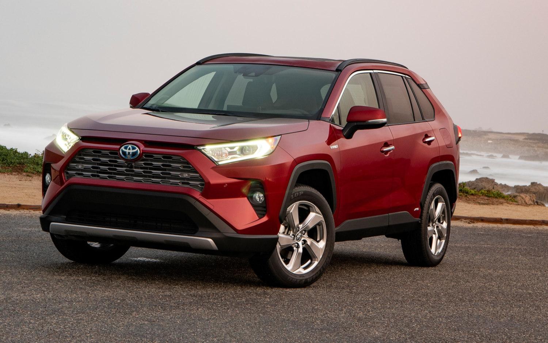 Comparison Toyota Rav4 Limited 2019 Vs Xle 2018