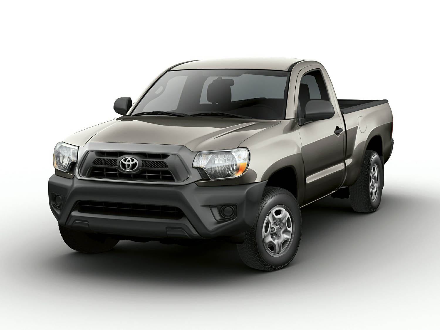 Tacoma Towing Capacity >> Toyota Tacoma Regular-cab Base 2014 | SUV Drive