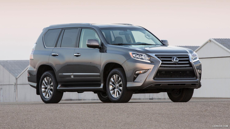 Comparison - Toyota Highlander Limited 2016 - vs - Lexus GX