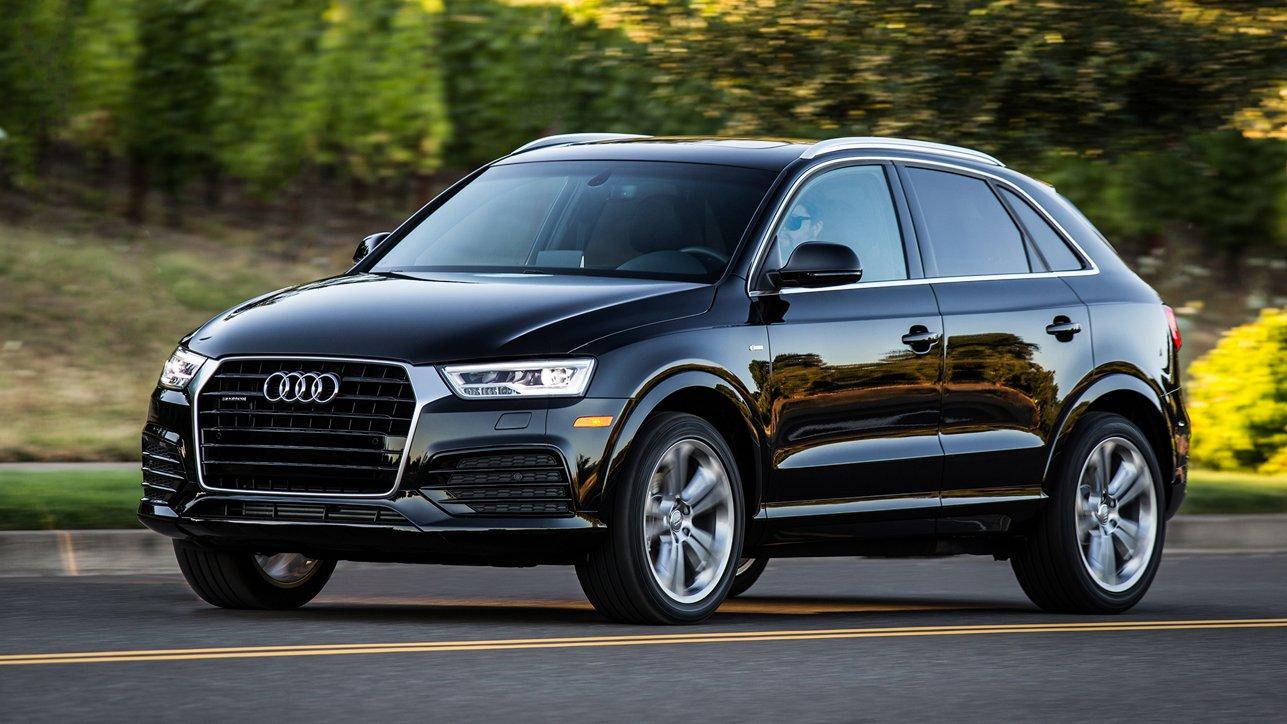Comparison Audi Q3 Suv 2016 Vs Toyota C Hr Hybrid 2017 Suv Drive