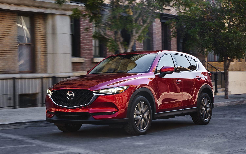 Comparison Mazda Cx 5 Grand Touring 2017 Vs Subaru Crosstrek Limited 2018