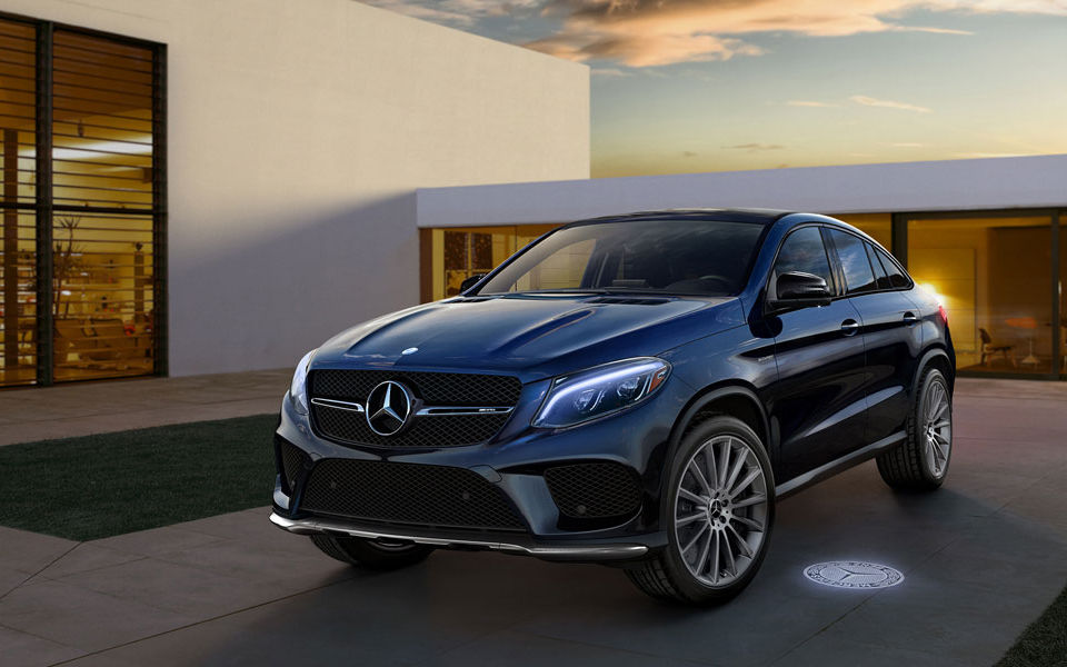 Comparison - Mercedes-Benz GLE-Class Coupe AMG GLE 63 S 2019