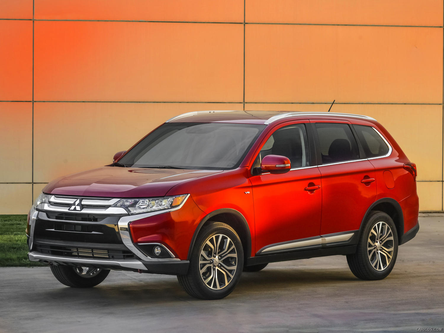 Comparison Mitsubishi Outlander 2016 Vs Mazda Cx 9