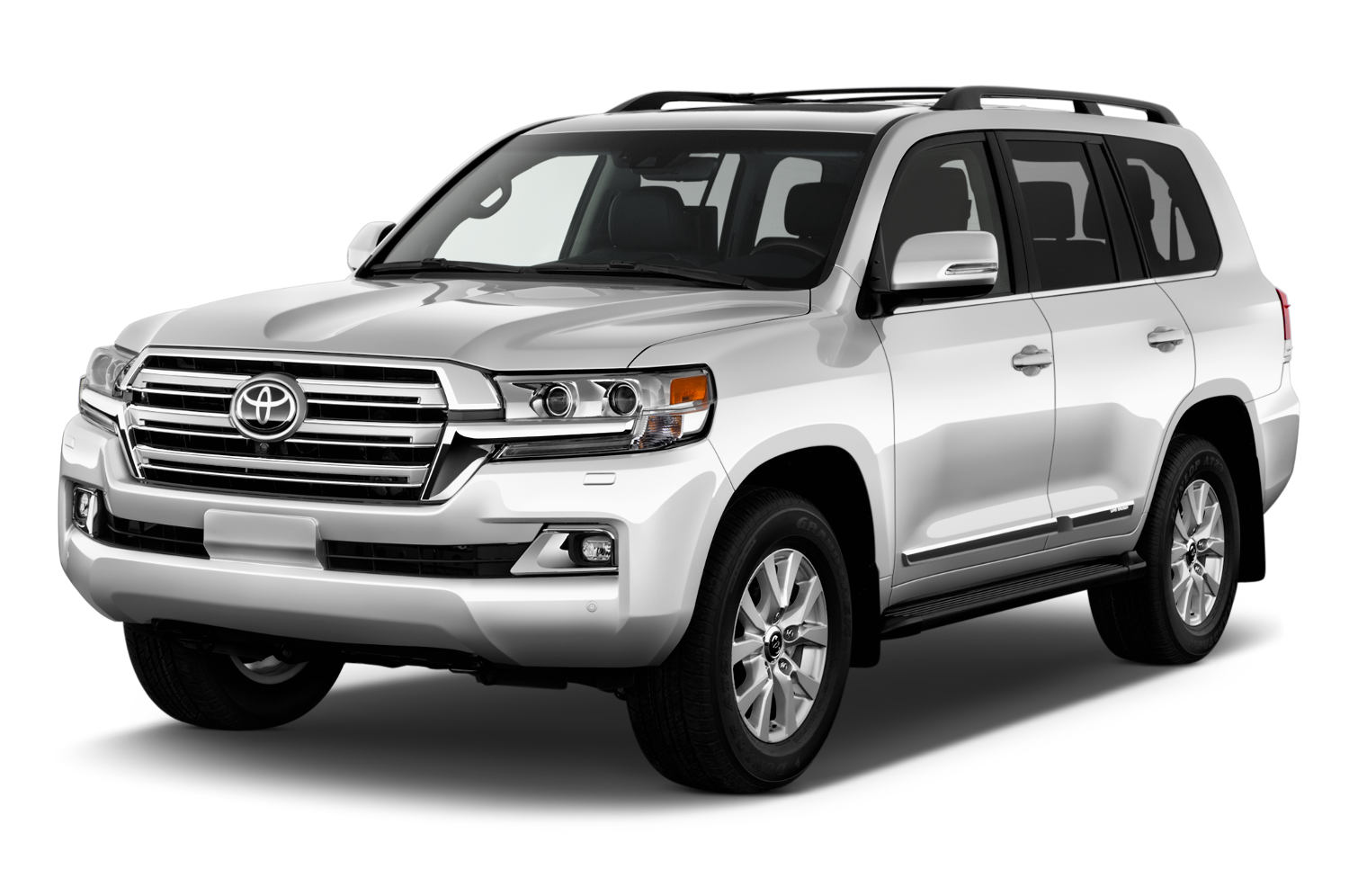 Comparison Toyota Land Cruiser 2016 Vs Chevrolet