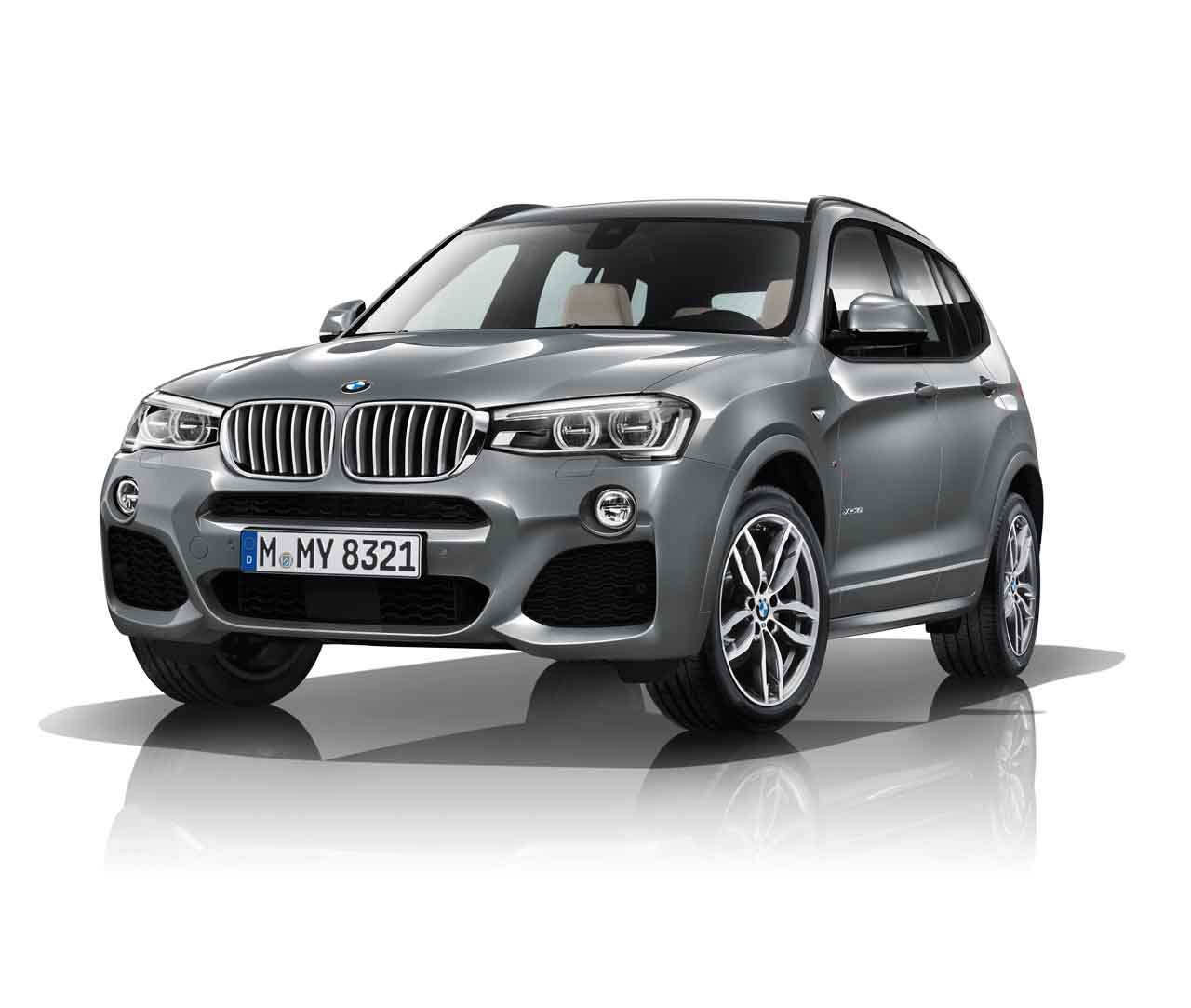 Bmw Xdrive35i Price: BMW X3 XDrive 35i 2016