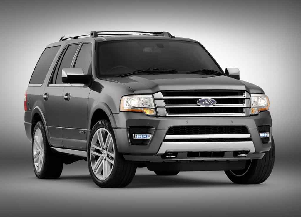 Comparison - Ford Expedition XLT 2016 - vs - GMC Terrain Denali 2016 | SUV Drive