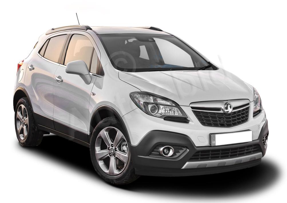 Comparison - Vauxhall Mokka 1.7 CDTi 2014 - vs - Toyota CHR 2018 | SUV Drive