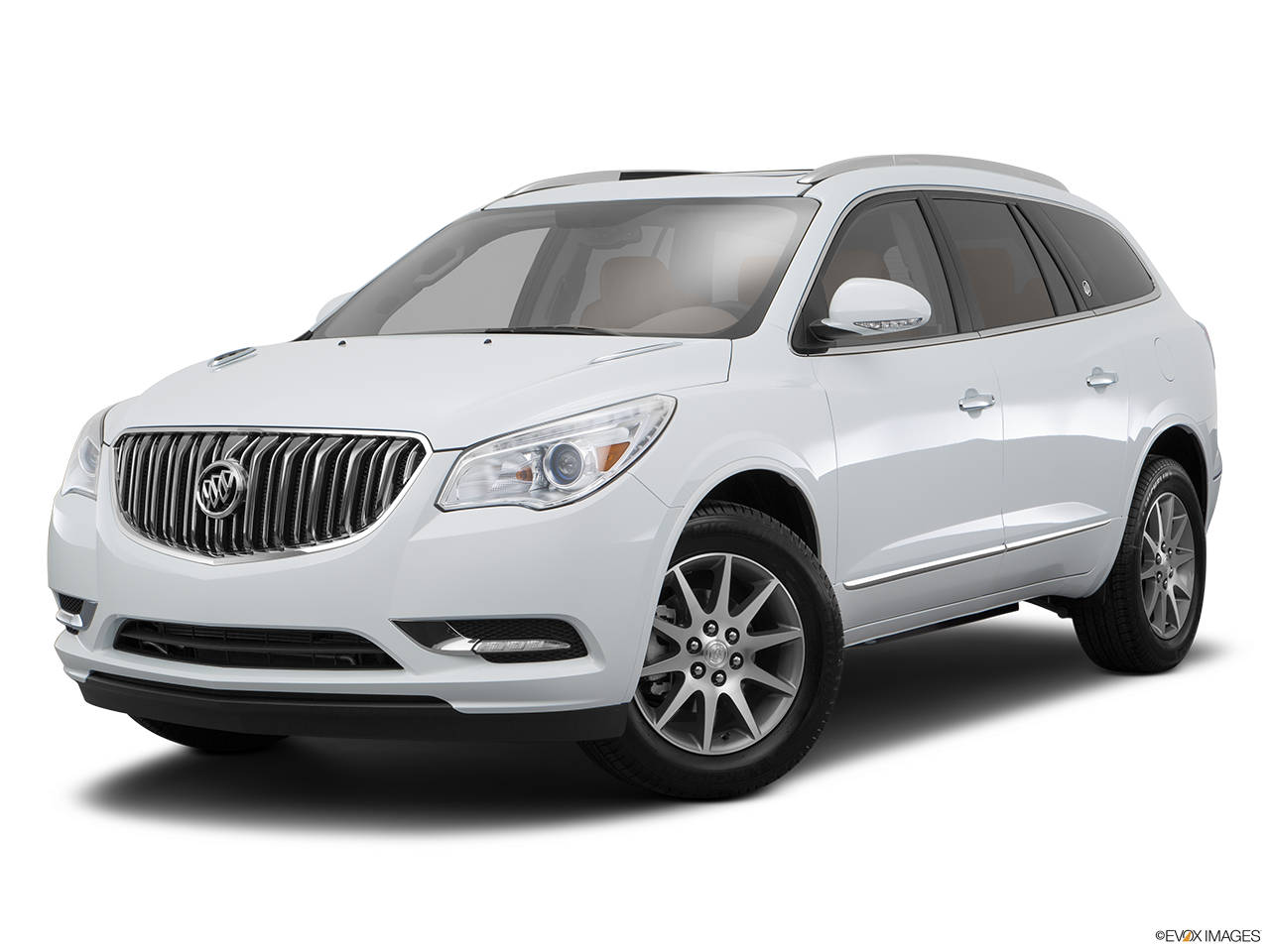 comparison buick enclave 2016 vs infiniti qx60 base 2015 suv drive. Black Bedroom Furniture Sets. Home Design Ideas