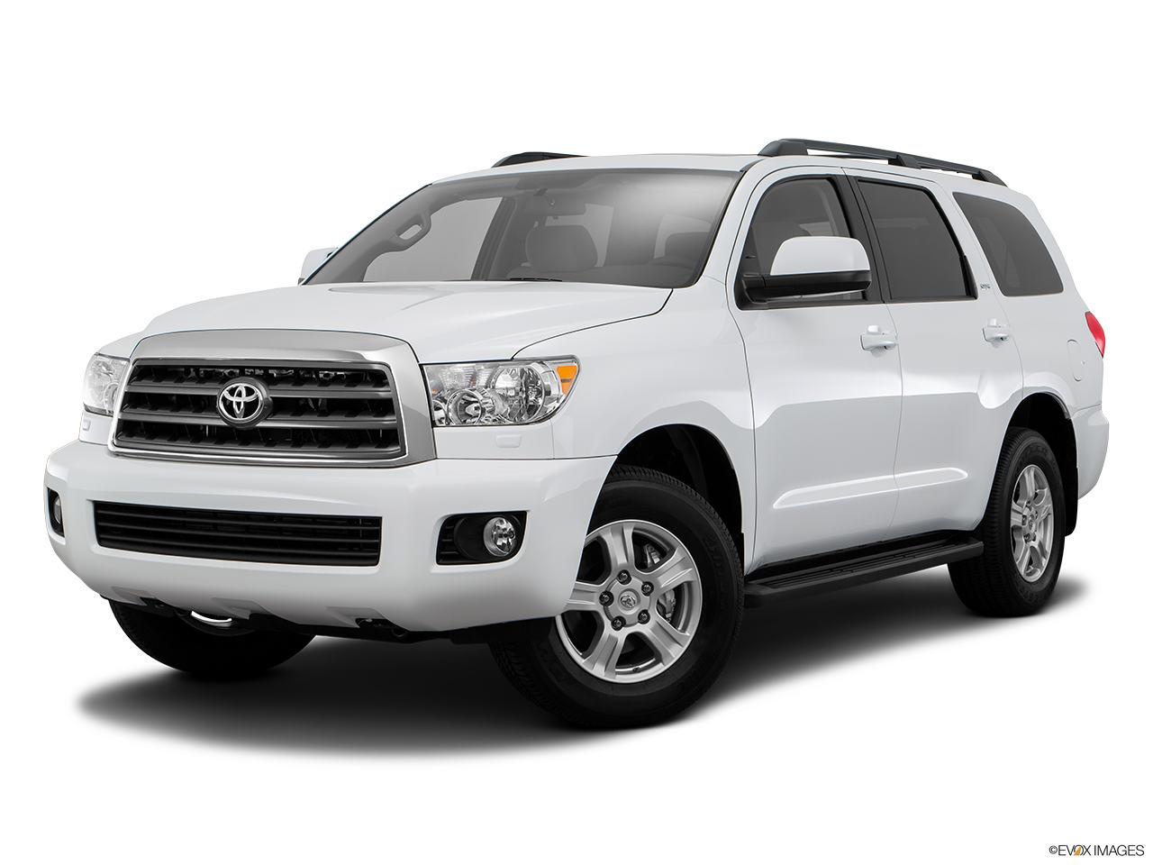 Comparison  Nissan Armada Platinum 2017  vs  Toyota Sequoia