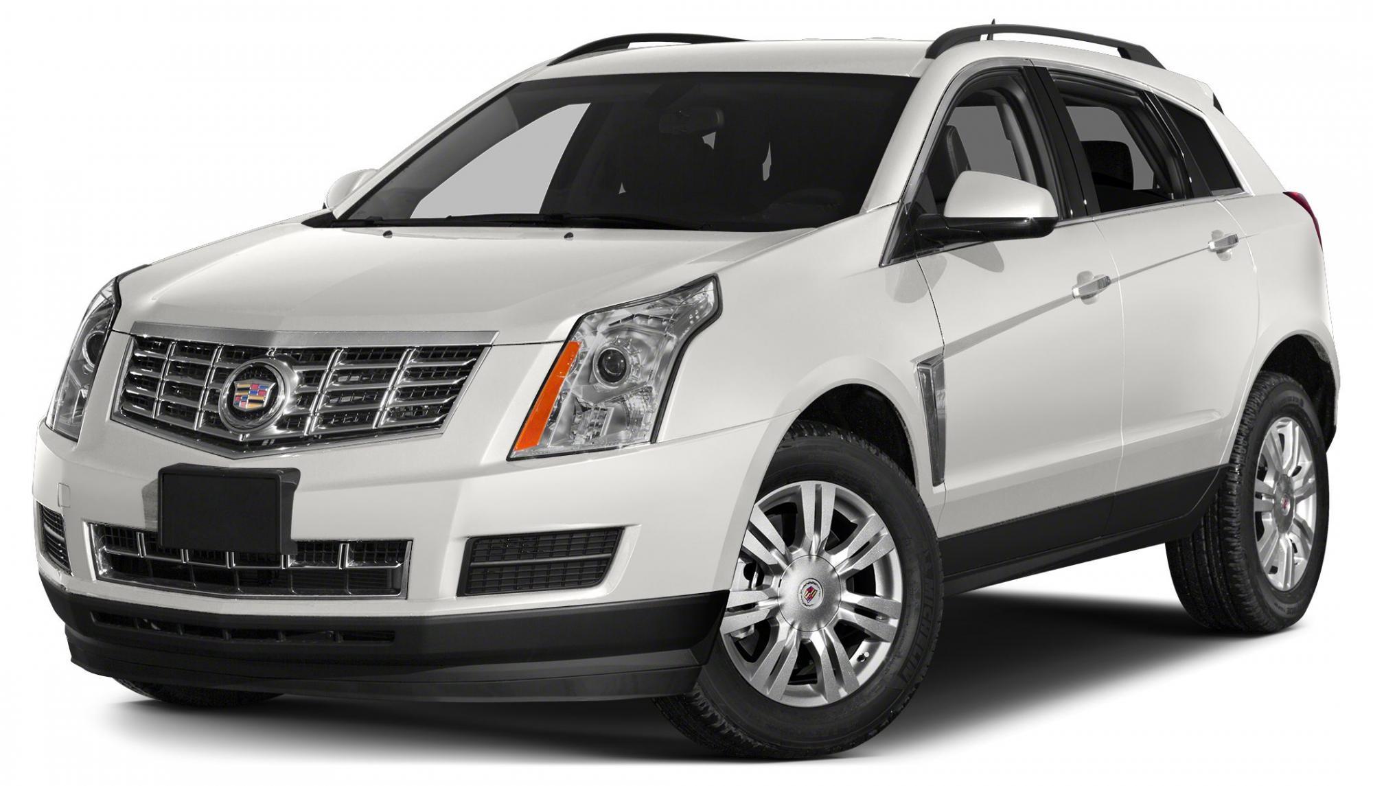 Comparison - Cadillac SRX Premium 2015 - vs - Toyota ...