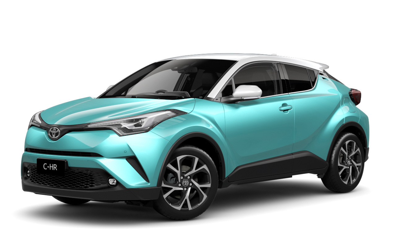 Comparison - Toyota CHR 2018 - vs - Rolls-Royce Cullinan ...