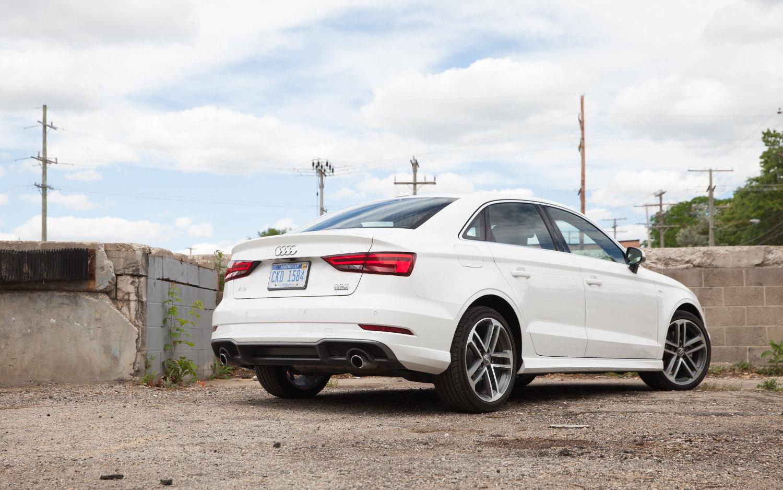 Comparison Audi A3 Prestige Quattro 2018 Vs Bmw 6
