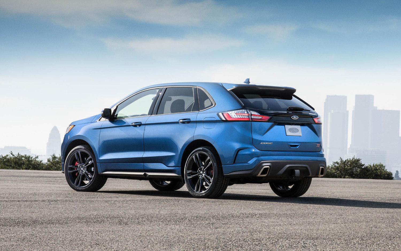 Edge Vs Escape >> Comparison - Ford Edge Titanium 2019 - vs - Jeep Cherokee Limited 2019 | SUV Drive