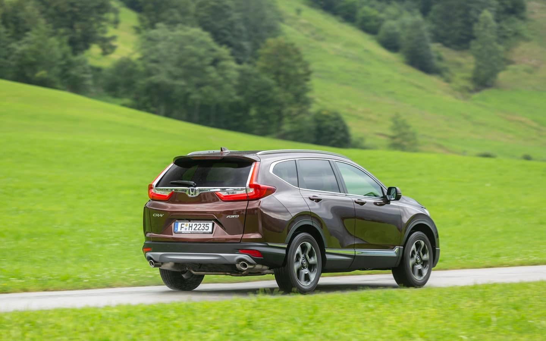 Honda CR-V EX 2019 | SUV Drive