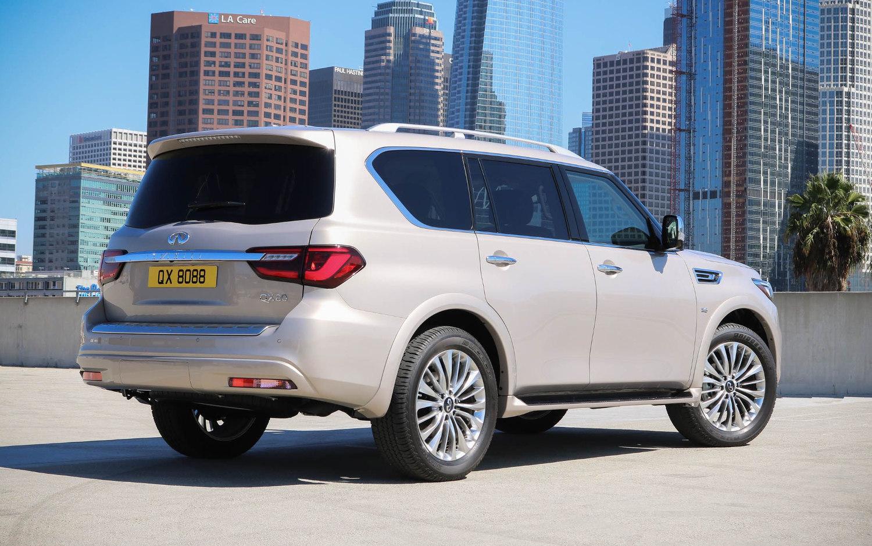 Comparison Infiniti Qx80 Limited 2019 Vs Nissan Armada