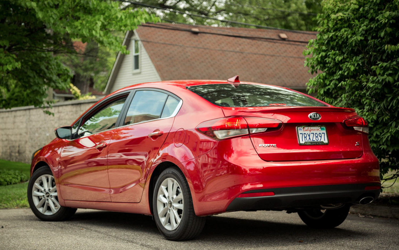 Comparison Kia Forte Ex 2018 Vs Hyundai Elantra
