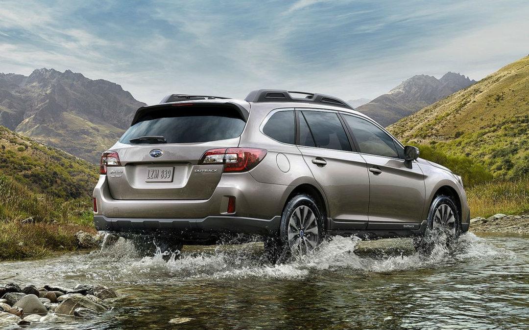 Comparison Subaru Outback 2017 Vs Acura Mdx Base 2017 Suv Drive