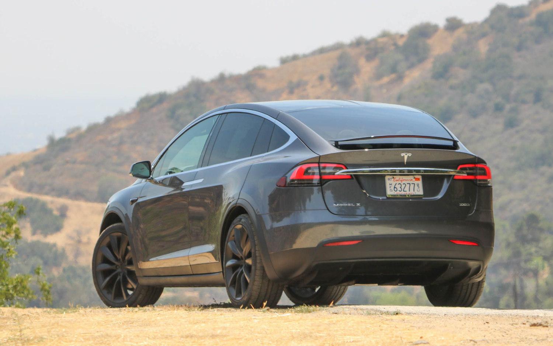 Tesla Model X P100d 2019 Suv Drive