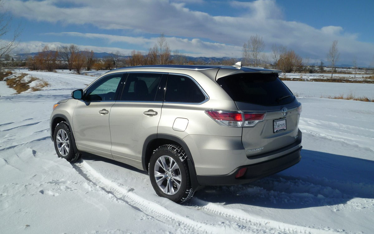Toyota Suv Names >> Comparison - Acura RDX Technology package 2016 - vs - Toyota Highlander Limited 2016 | SUV Drive