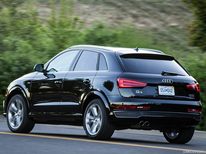 Comparison Audi Q SUV Vs BMW X XDrive I SUV - Audi q3 vs bmw x3