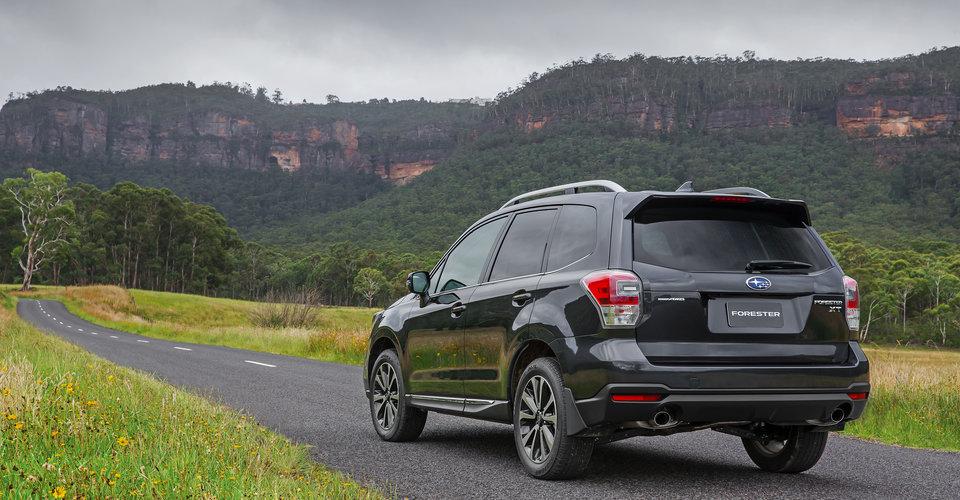 Comparison Subaru Forester Limited 2016 Vs Outback 2017 1