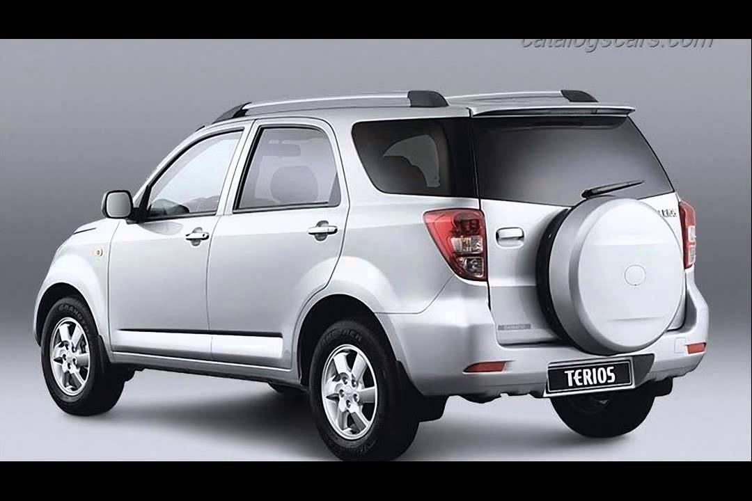 Comparison - Daihatsu Terios 7 seater 2015 - vs - Subaru ...