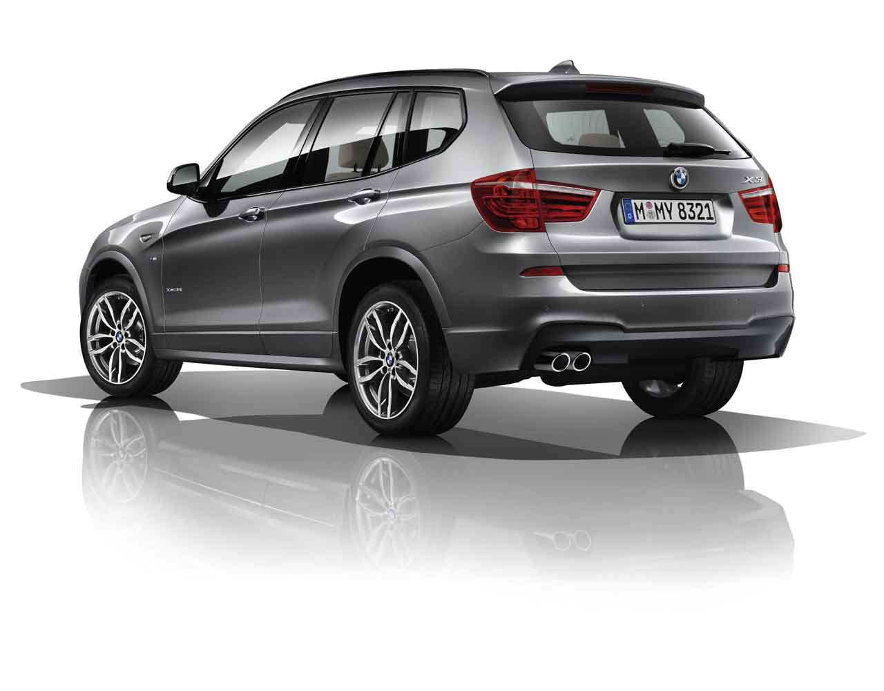 Comparison Bmw X3 Xdrive 35i 2016 Vs Subaru Outback