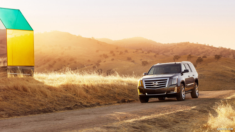 Comparison Cadillac Escalade Luxury 2015 Vs Gmc Esv 1
