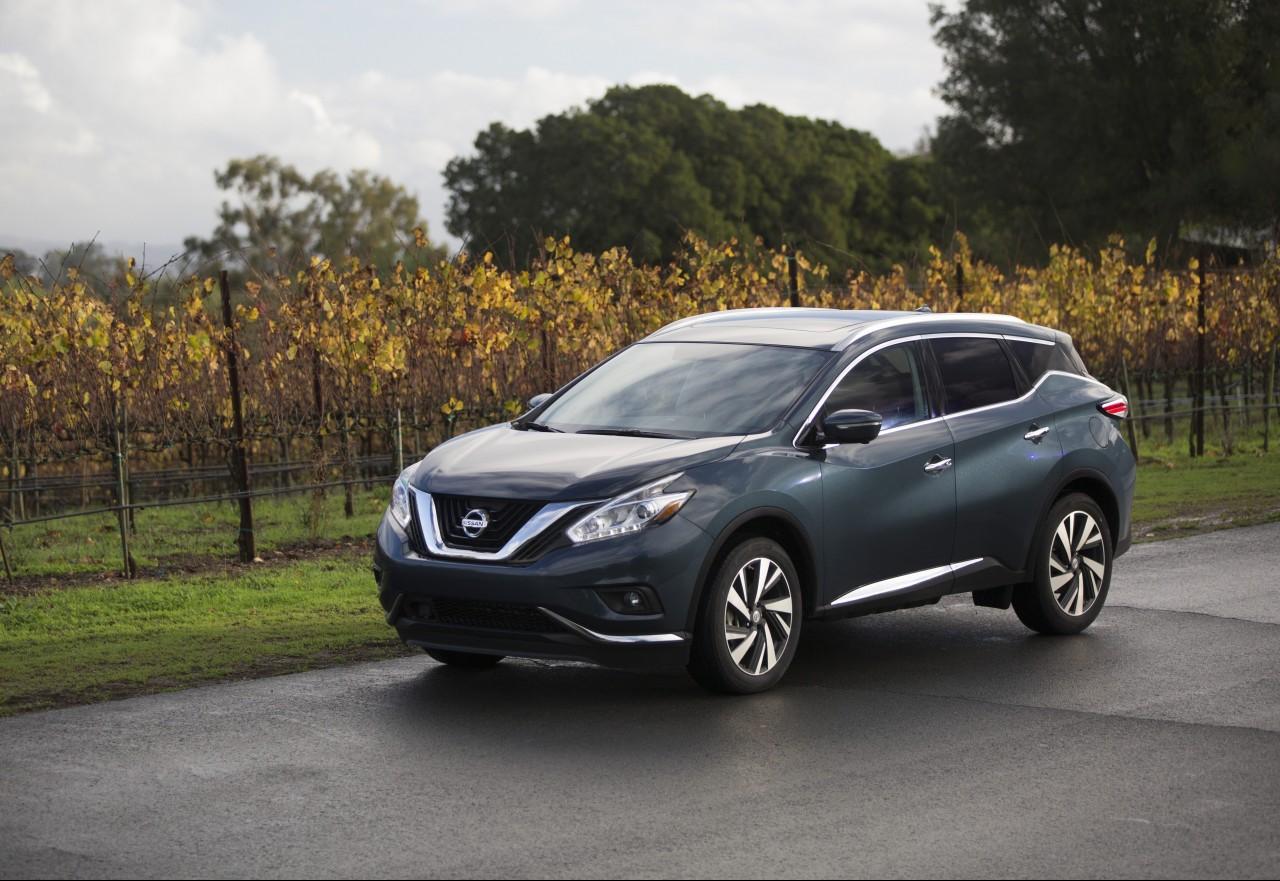 Comparison Acura Rdx 2017 Vs Nissan Murano 2016 Suv Drive