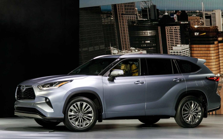 Toyota Suv Names >> Comparison - Lexus RX 350L Luxury 2019 - vs - Toyota Highlander Platinum 2020 | SUV Drive