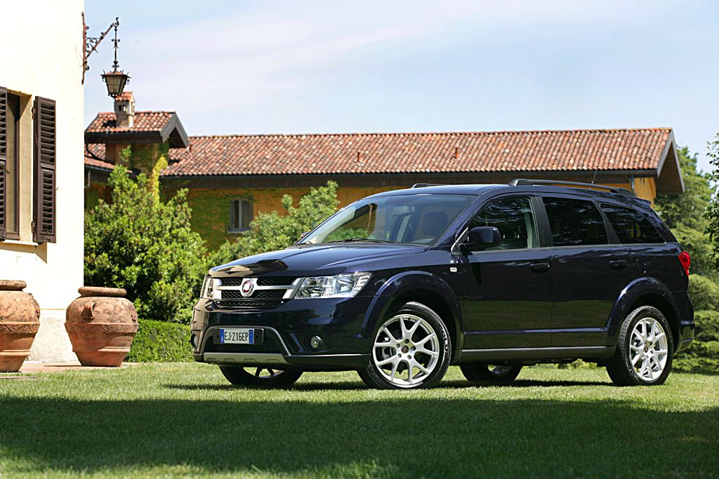 Comparison Chevrolet Captiva 2015 Vs Fiat Freemont Crossroad