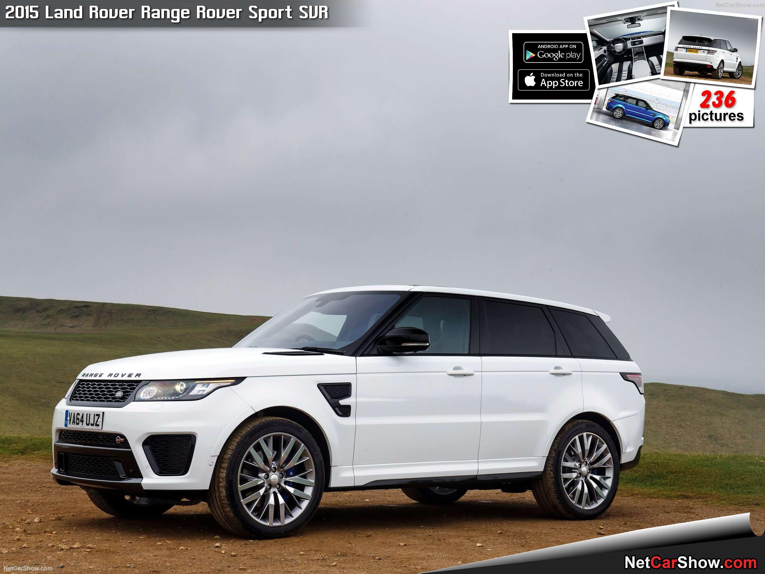 Grey Ford Escape >> Comparison - Ford Escape 2016 - vs - Land Rover Range Rover Sport SUV 2015 | SUV Drive