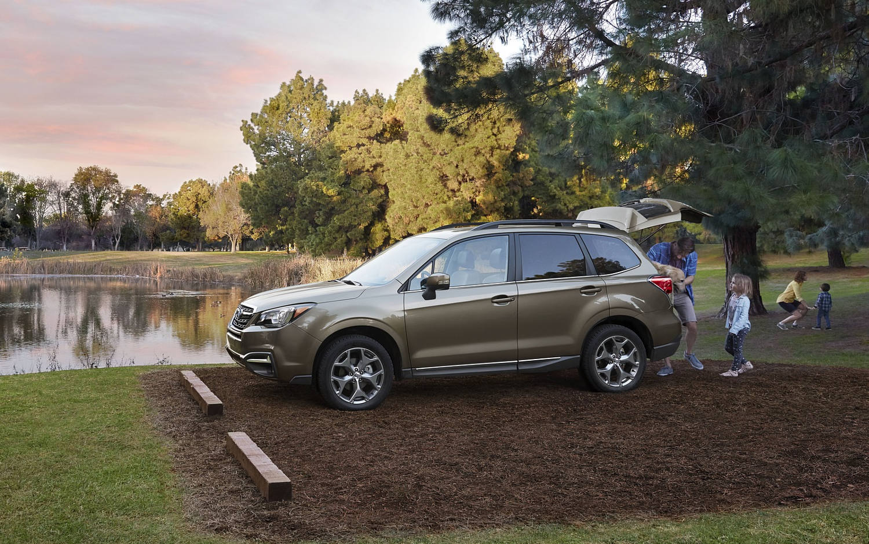 Comparison   Subaru Forester Limited 2018   Vs   Toyota RAV4 Limited 2019.  1 ...