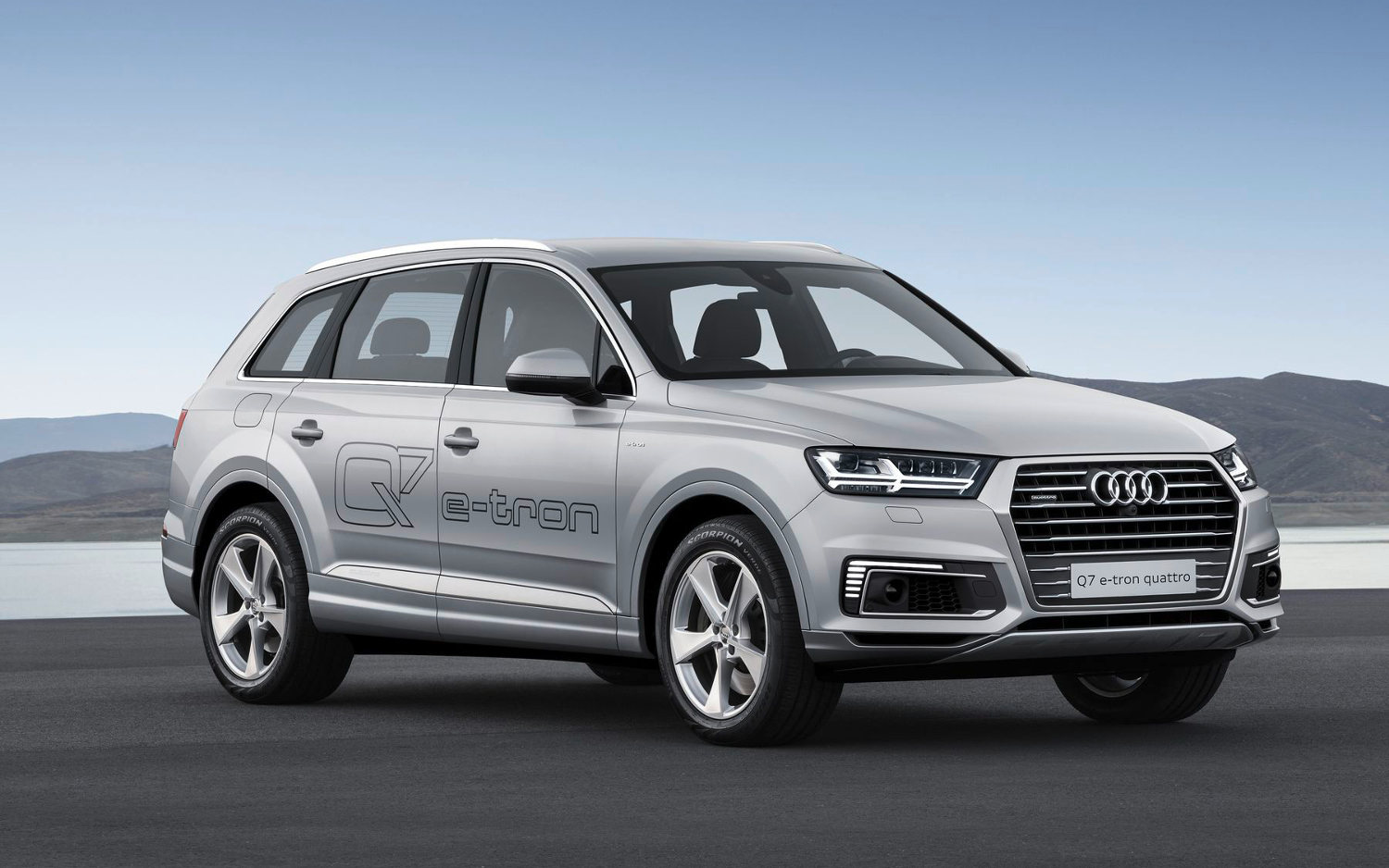 Audi etron SUV Can Recharge in as Little as 30 Minutes